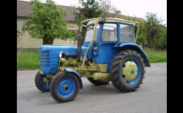 Prodej, renovace a servis traktorů ZETOR Velim