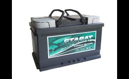 Autobaterie Stabat - prodej, dovoz okolí Uherského Hradiště
