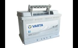 Autobaterie Varta - prodej, dovoz okolí Uherského Hradiště