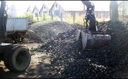 Prodej čerstvého uhlí Jaroměř