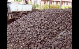 Prodej hnědého uhlí, koksů, palivového dřeva