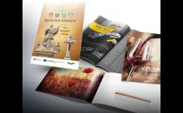 Tisk a vazba brožur - tiskárna Frýdek-Místek