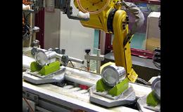 Riešenie informačného a materiálového toku vo výrobe na kľúč Česká republika