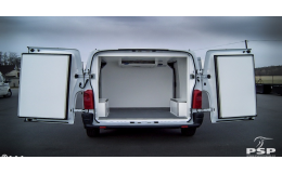 Vehicle insulation simplifies the transport of food products and meat − Vysoké Mýto, the Cezch Republic