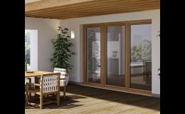 Plastová okna - nové okenní systémy PIXEL a PROLUX