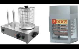 Speciální, profi stroje na Hot Dog - prodej, pronájem