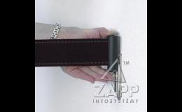 Mobilní zábrany STOPPER – Zapp Infosystémy s.r.o.
