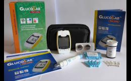 Sada na měření cukru v krvi GlucoLab - prodej Ostrava