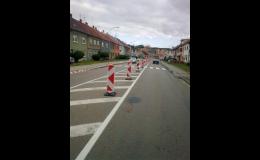 Dopravní značení Olomouc, Morava