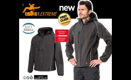 Zateplená softshellová pracovní bunda - velkoobchod, prodej