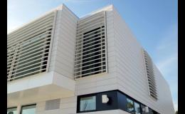 Keramické fasády