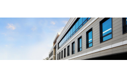 Moderní keramické fasády