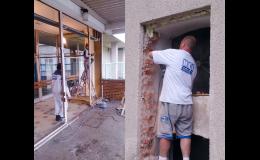 Montáž oken a dveří od českého výrobce Olomouc