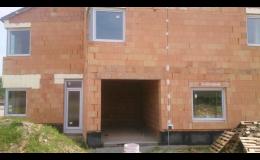Montáž oken od českého výrobce Olomouc