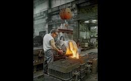 Slévárna barevných kovů hliník a bronz