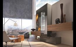 Obývací pokoje Hülsta - nábytek v luxusním designu