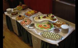 Catering na klíč Praha