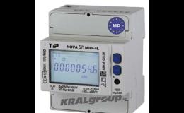 Speciální elektroměry pro měření el. energie