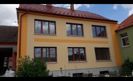 Architektonické řešení staveb, Třebíč, Jihlava