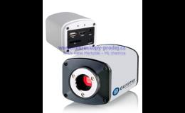 Kamery pro mikroskopii