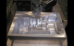 Vyrábíme modely z hliníku