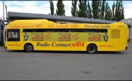 Reklamní a propagační servis na vašich vozech