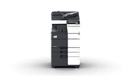 INEO 458 tiskárna