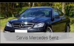 Kvalitní servis vozů Mercedes-Benz, Znojmo