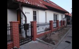 výroba kované ploty, branky - Zlínský kraj