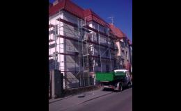 Odvoz stavební suti a odpadu, Moravský Krumlov