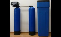 potíže s tvrdou vodou odstraní automatické změkčovače vody Praha