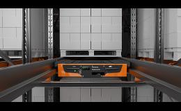 Automatizované skladové systémy Toyota Praha