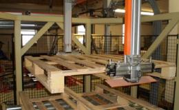 Palety a dřevěné bedny Olomouc, Ostrava - výroba a prodej