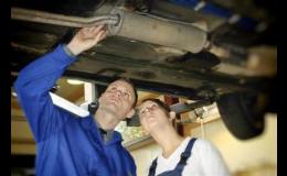 Autoservis - opravy osobních vozidel Ostrava-Svinov