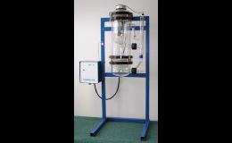 Destilační přístroj zavěšený na konstrukci - prodej, dodávka
