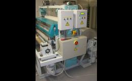 Jednoúčelové stroje pro montáž a kontrolu - výroba