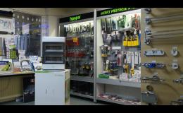 Prodej elektroinstalačního materiálu
