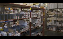 Kompletní sortiment elektroinstalačního materiálu