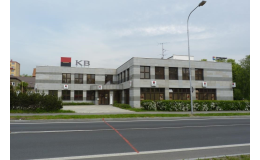 Budova KB Kopřivnice - prodej nemovitostí formou výběrového řízení
