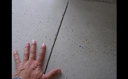 Litý cementový potěr CemFlow