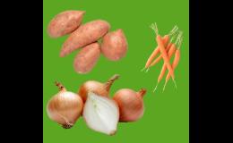 Dodávka vakuově balené zeleniny Moravskoslezský, Olomoucký kraj