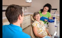 Léčba parodontitidy - dentální klinika Praha