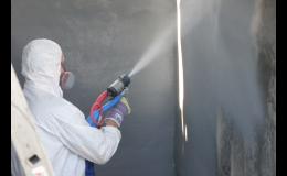 Povrchová ochrana betonů Litvínov