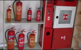 Prodej a montáž požárně bezpečnostních zařízení