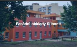 Fasádní obklady Silbonit