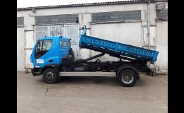 Rozvoz písku Kolín