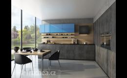 T.classic Möbeltüren  - neue Türdekore in Beton, Holz Imitationen die Tschechische Republik