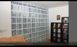 Textilní dekorace, záclony, závěsy