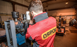 Servis šroubových kompresorů Ostrava