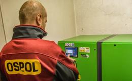 Komplexní služby, opravy a kontroly kompresorů